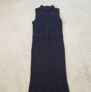 Rachel Roy Petite Large Sweater Dress